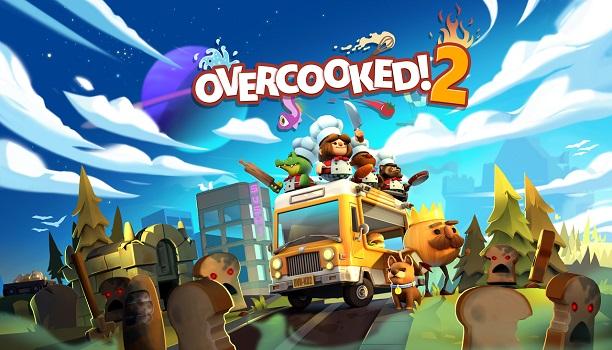 Los fogones y las sartenes de Overcooked 2 estarán listos en agosto
