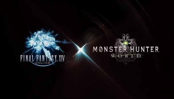 Nueva colaboración entre Monster Hunter: World y Final Fantasy XIV