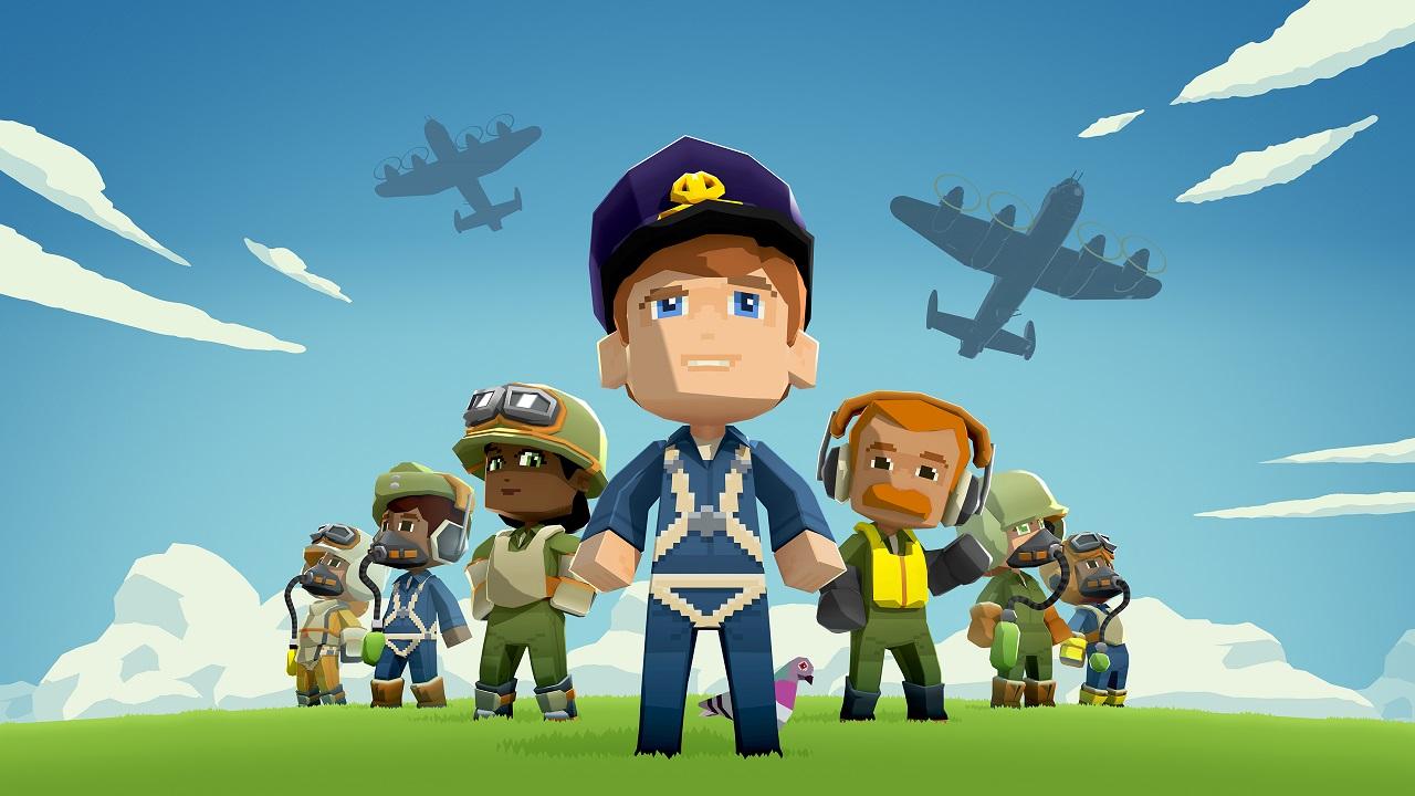 Bomber Crew ya se encuentra disponible en PlayStation 4, Xbox One y Switch