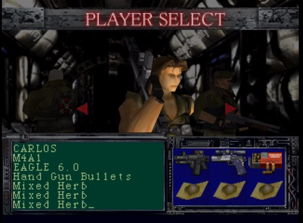 Personajes que Resident Evil ha olvidado