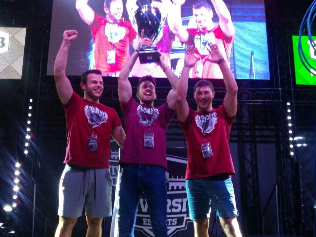 La tercera temporada de la Liga University Esports ya tiene ganadores