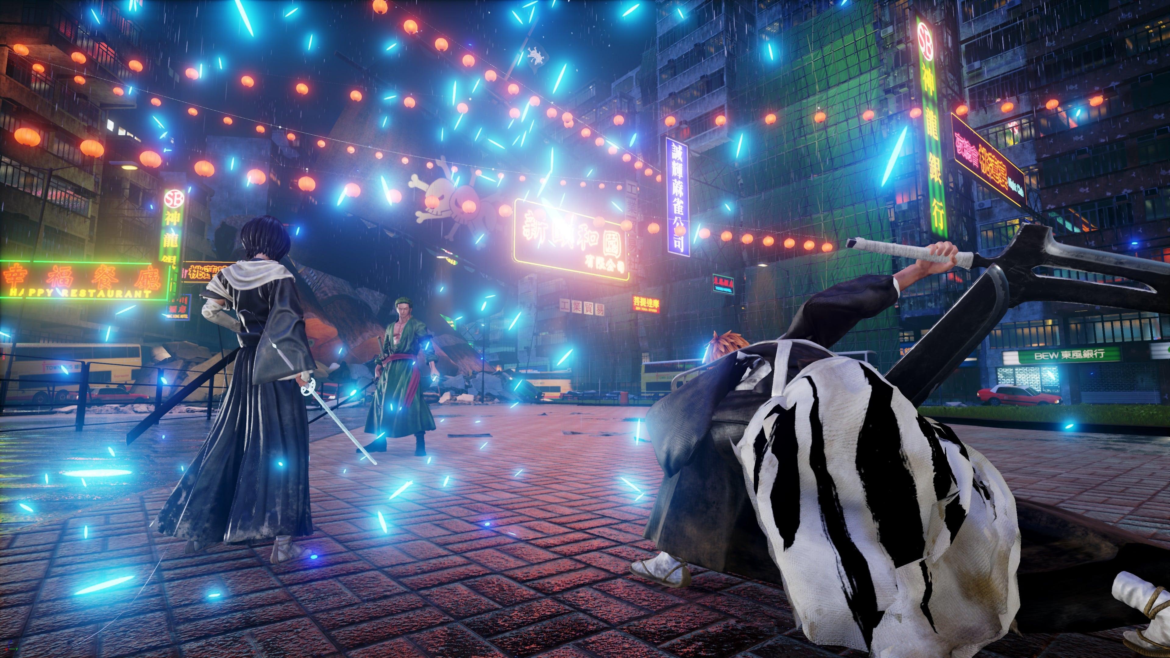 Tres personajes de Bleach estarán presentes en Jump Force
