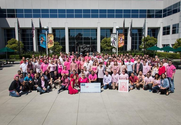 ¡La campaña contra el cáncer de mama de Overwatch ha sido un éxito!