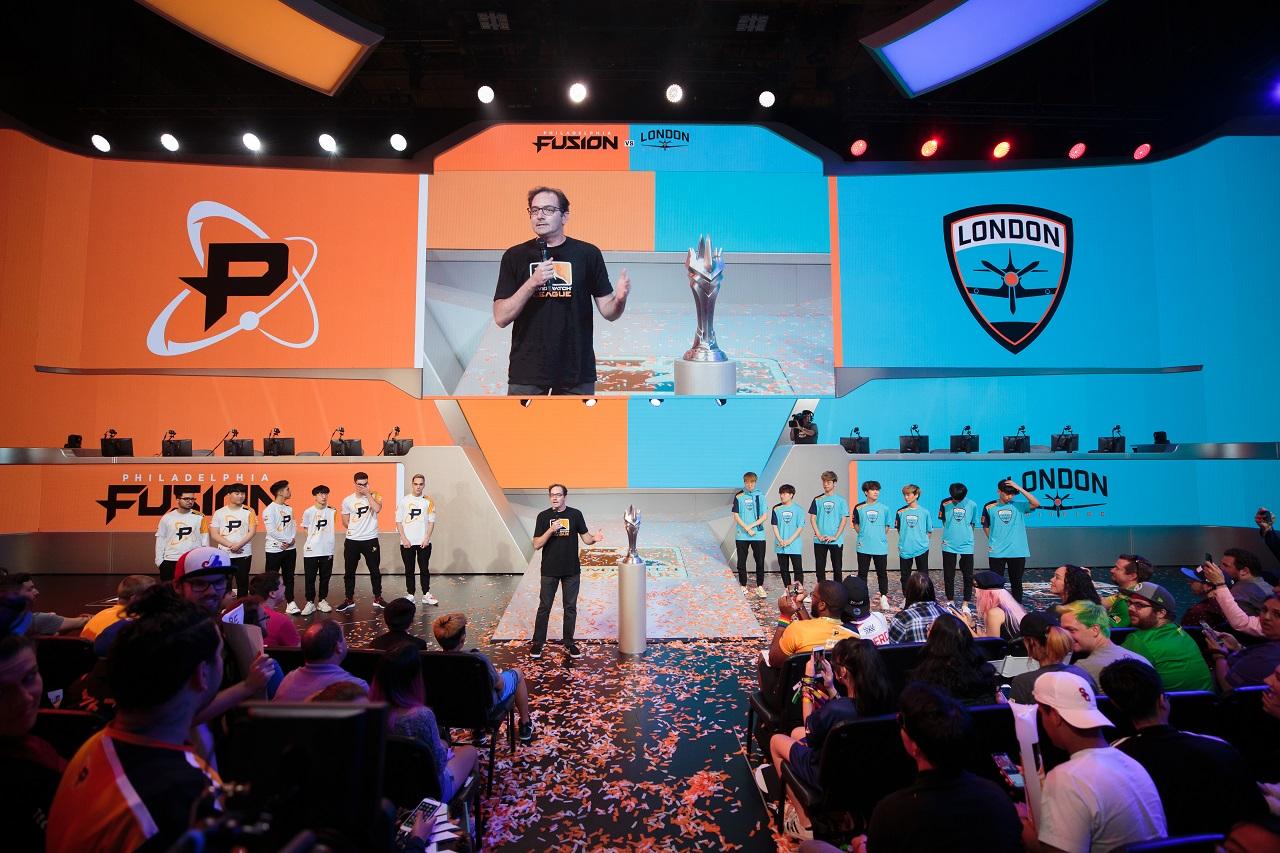 La Overwatch League ya cuenta con sus dos equipos finalistas