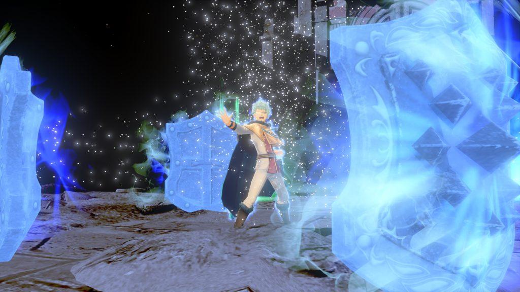 Black Clover: Quartet Knights presenta un nuevo personaje