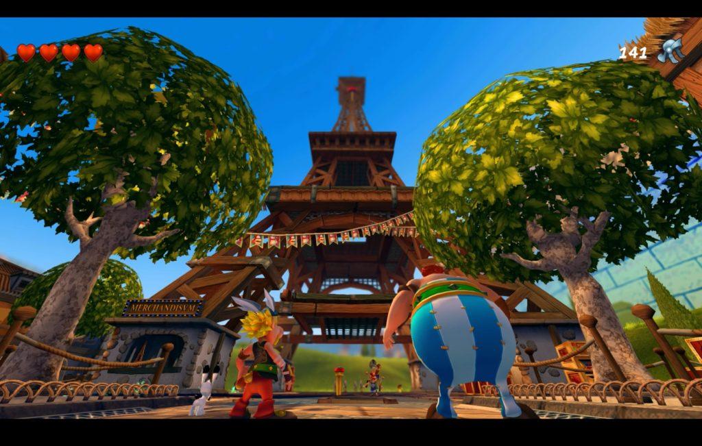 Meridiem Games anuncia el remake de Asterix & Obelix XXL2