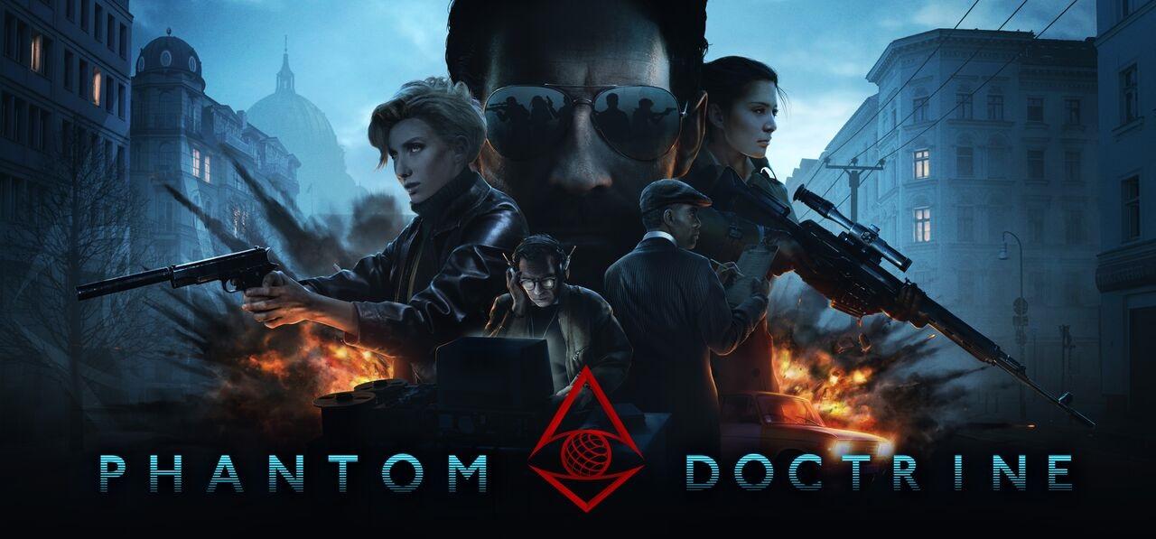 Phantom Doctrine se estrenará en consolas y PC el próximo 14 de agosto