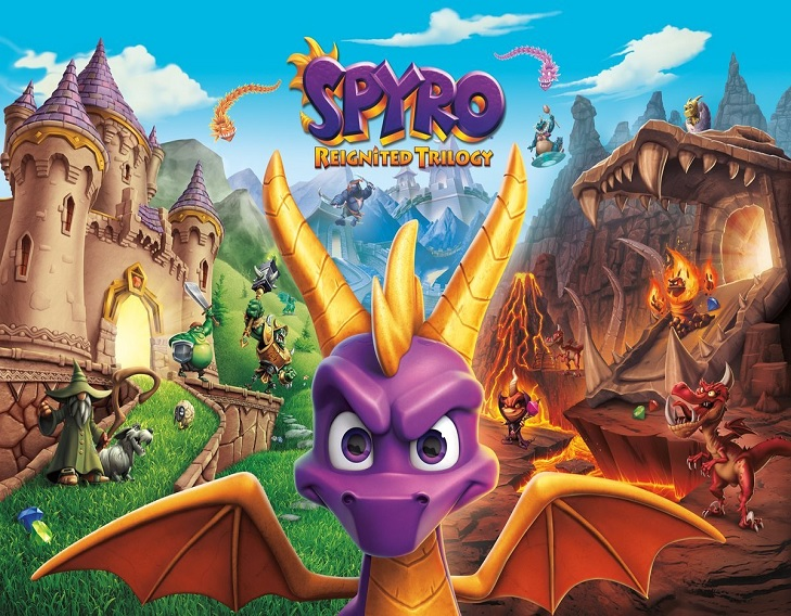Se confirma el retraso de Spyro Reignited Trilogy
