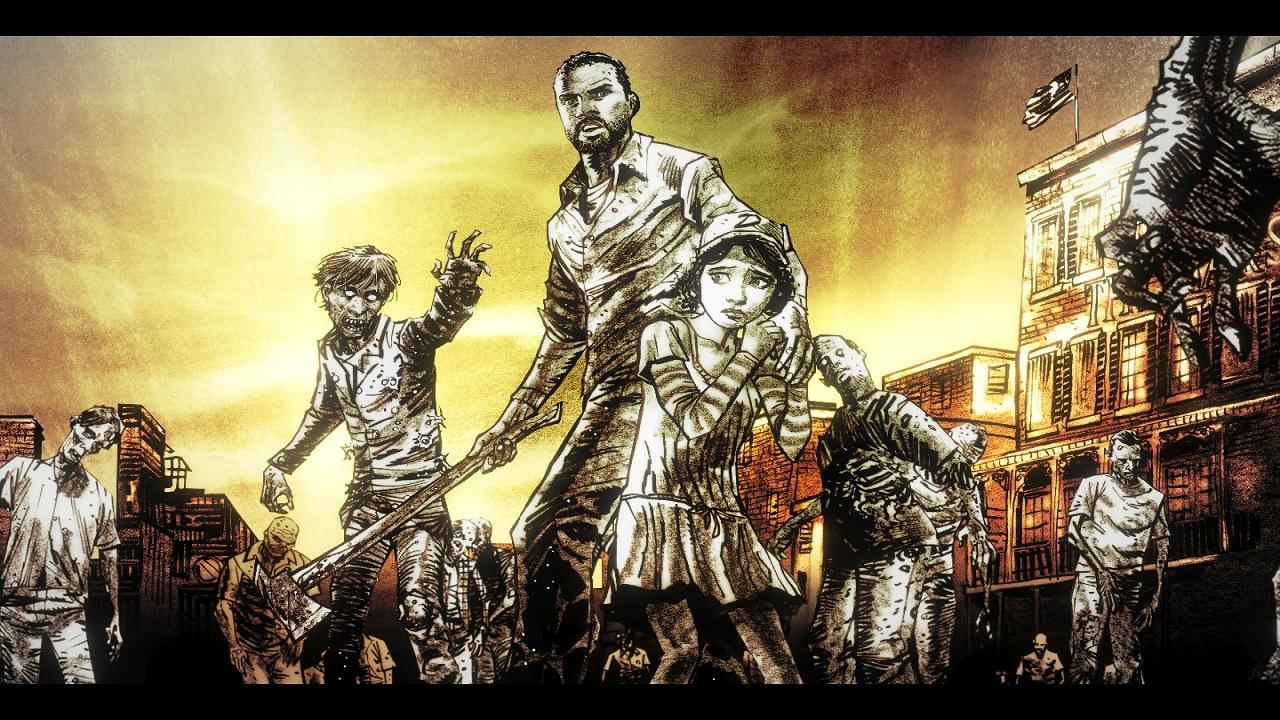 Final feliz para The Walking Dead: La temporada final