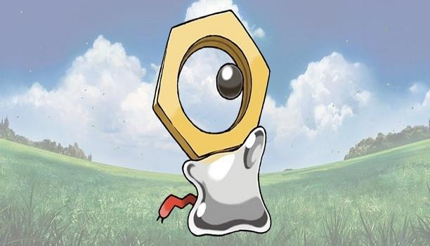 Meltan se anuncia como el nuevo Pokémon misterioso de Pokémon GO