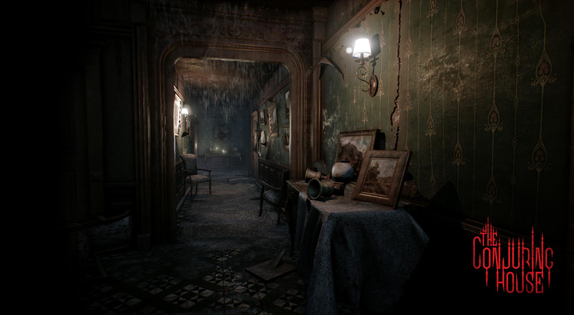 The Conjuring House, terror en una mansión maldita