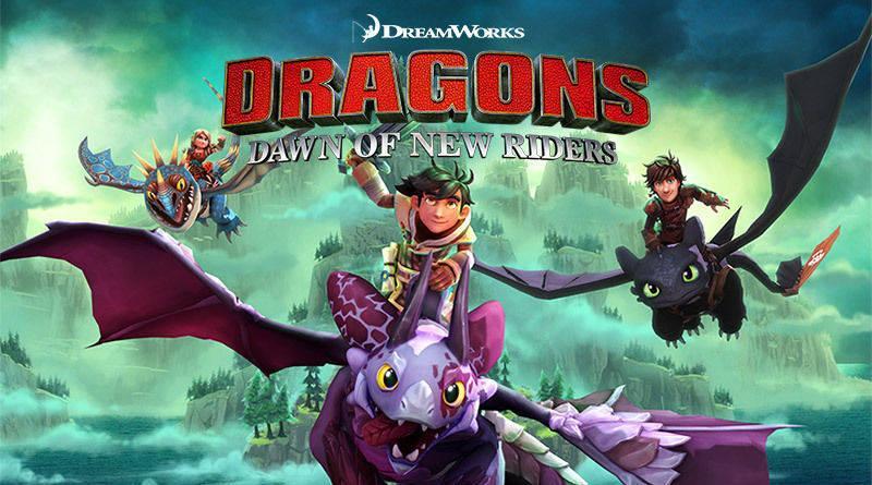 Dragons: Dawn of New Riders llegará en febrero