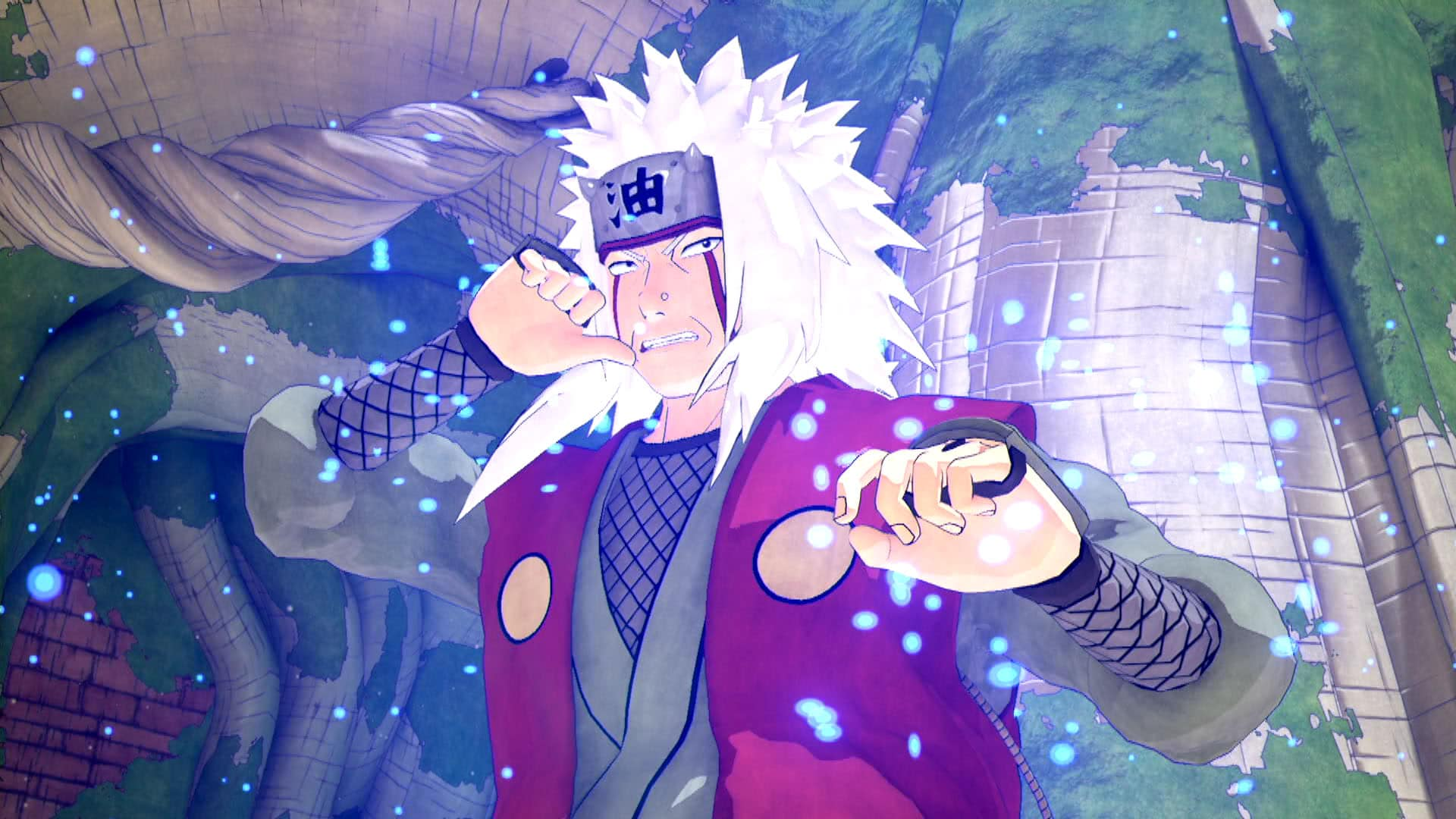 Jiraiya regresa al universo Naruto en Naruto to Boruto: Shinobi Striker