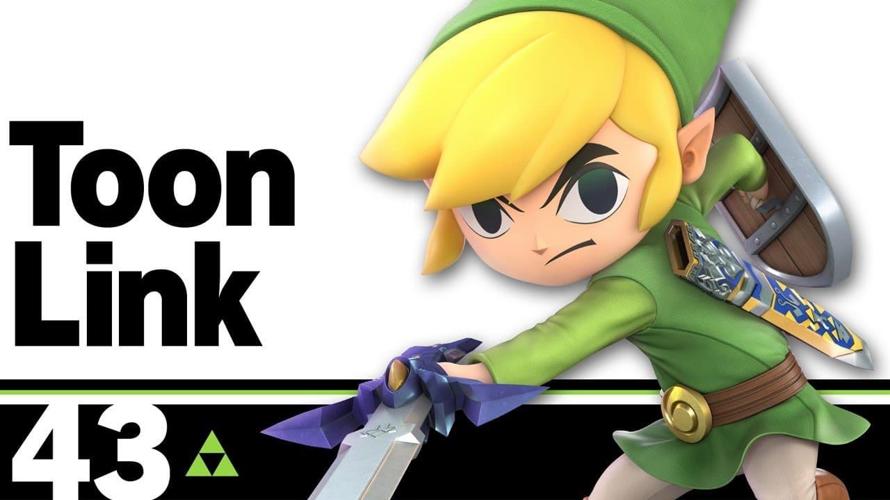 Niños al poder - Toon Link