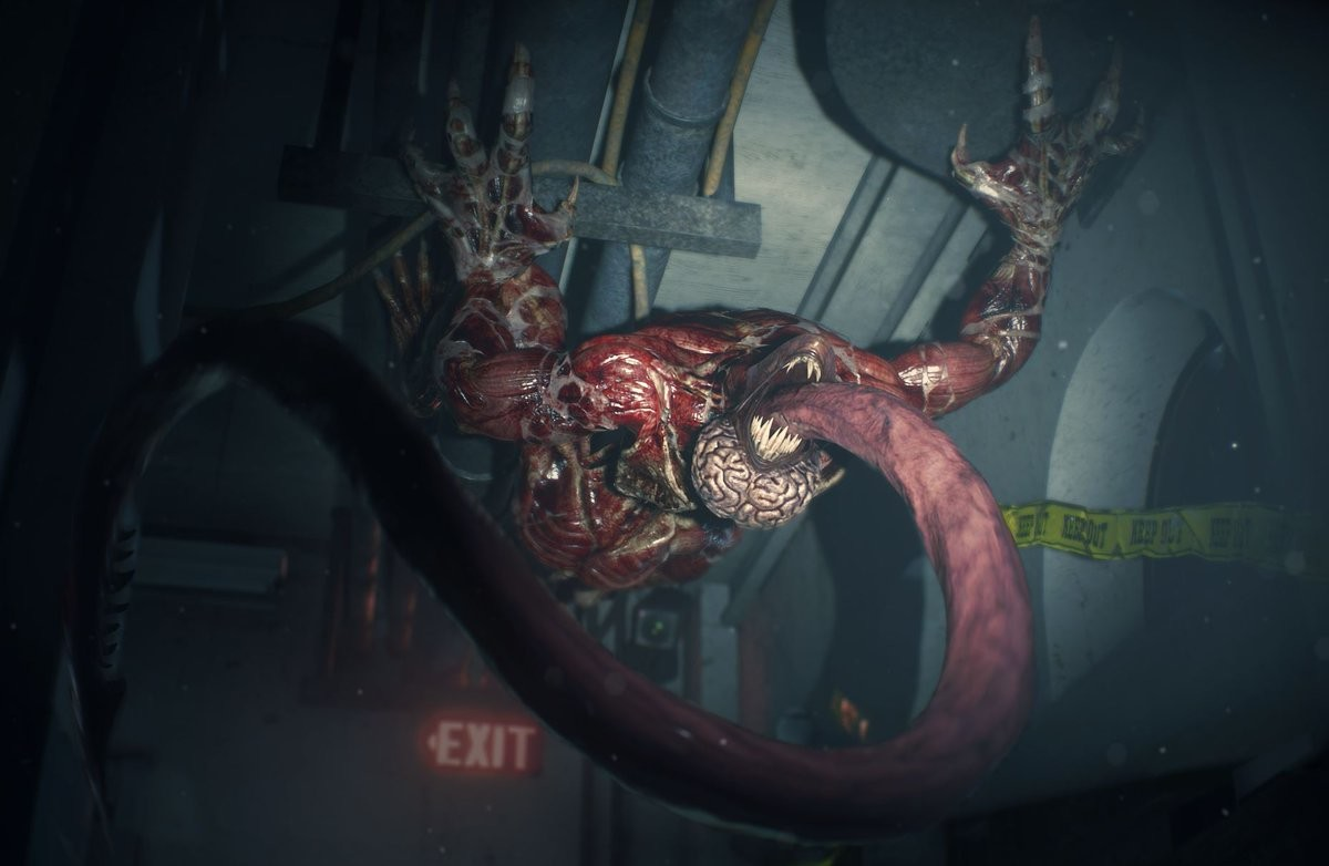 Nuevo gameplay protagonizado por Claire Redfield y... ¡los lickers!