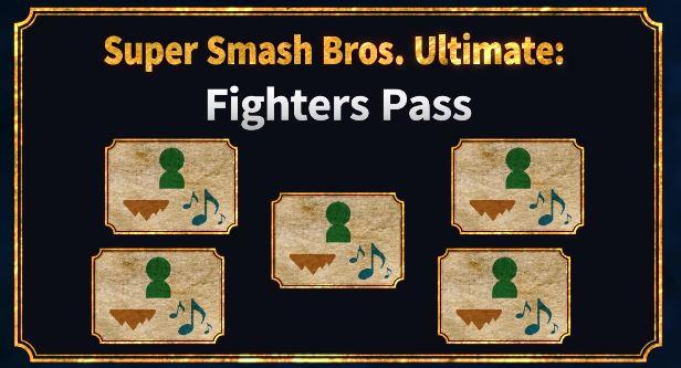 Nintendo ya ha decidido los DLC de Super Smash Bros. Ultimate
