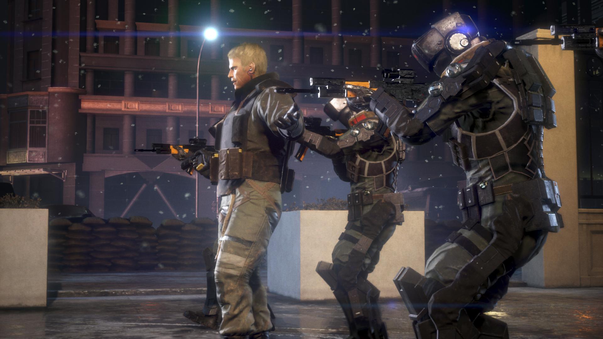 Left Alive muestra a sus personajes en un nuevo tráiler
