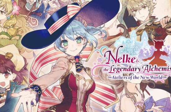 Nelke & the Legendary Alchemists llegará en 2019