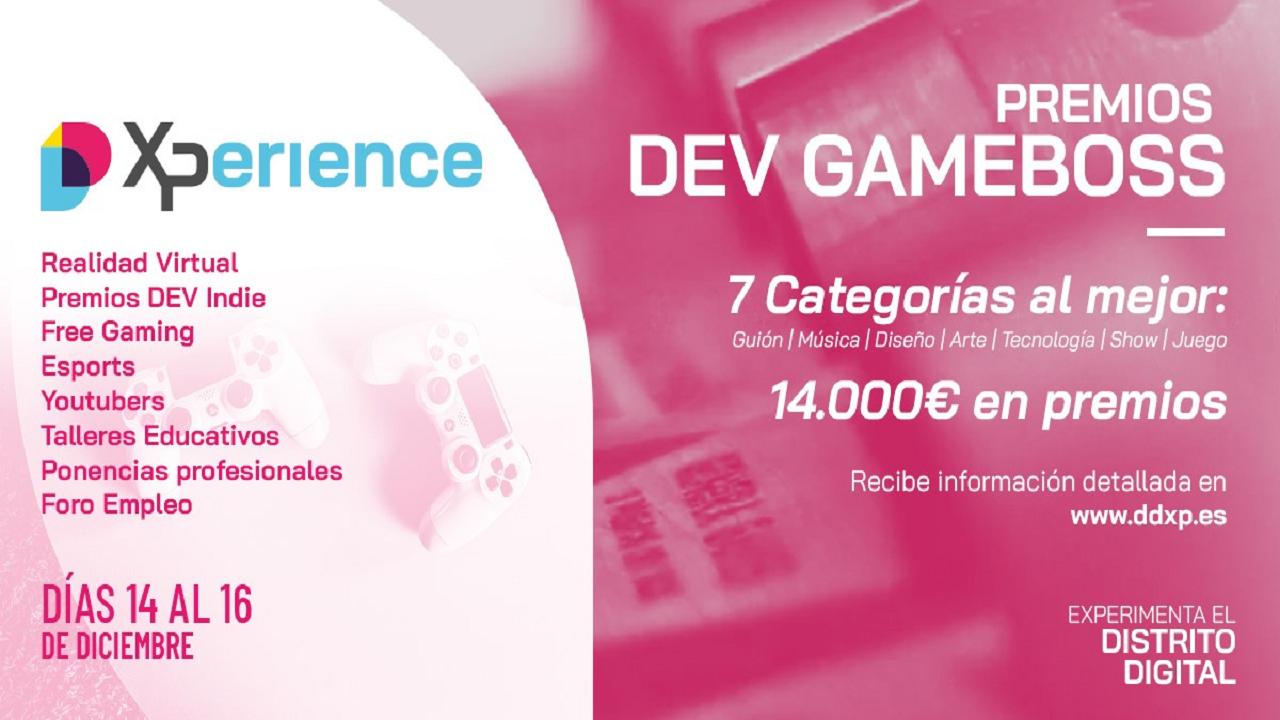 Los premios DEV Gameboss, en Distrito Digital Elche