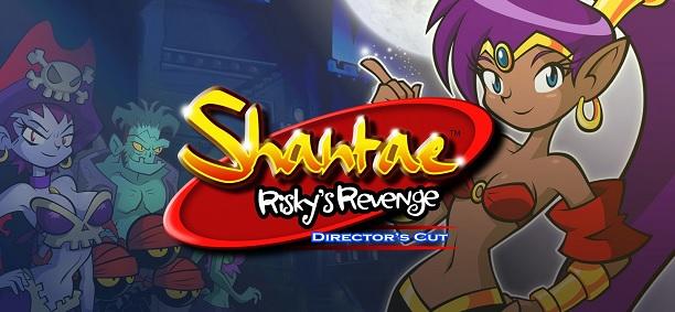 [Análisis] Shantae: Risky's Revenge-Director's Cut (Wii U)