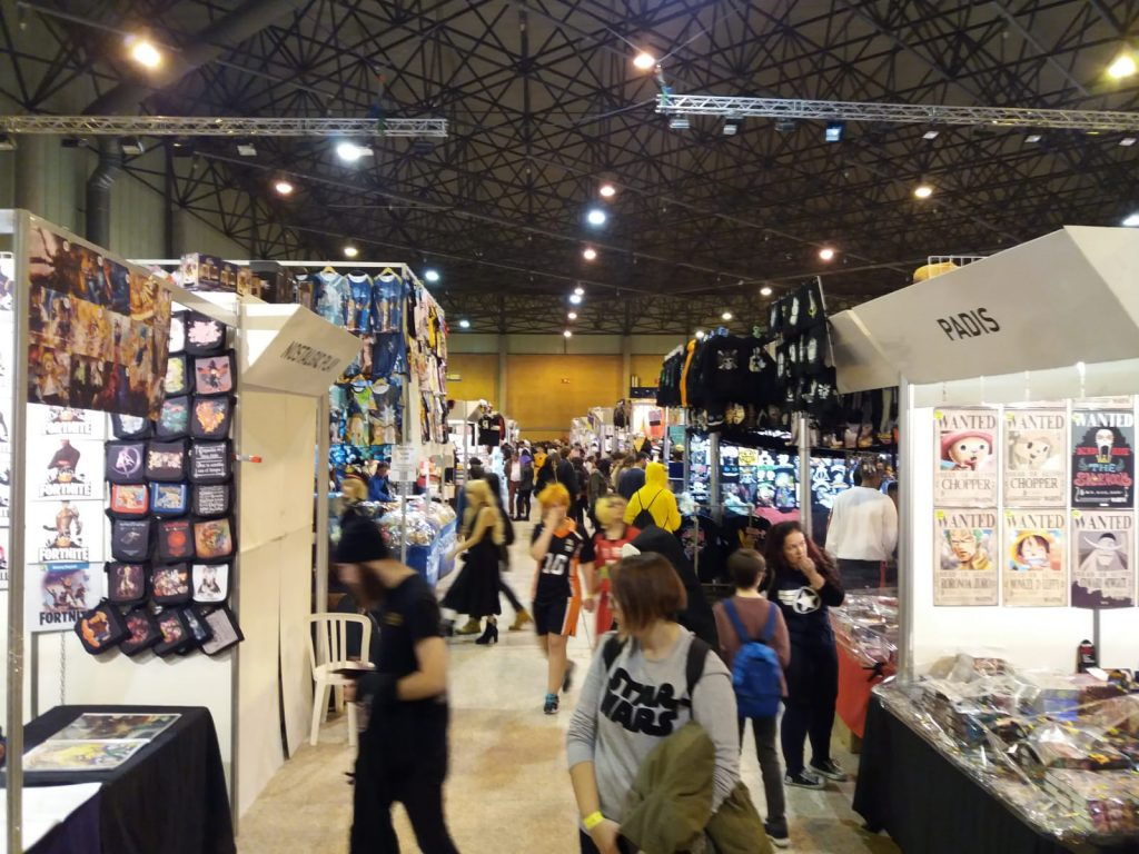 [Reportaje] Mangafest 2018 VII Festival de Cultura Asiática y Ocio Digital
