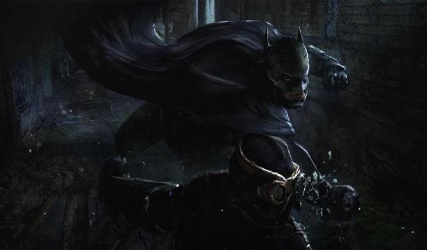 [Rumor] Batman Arkham: Court of Owls podría haber desvelado su arte conceptual