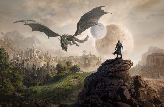 La nueva expansión de The Elder Scrolls Online: Elsweyr