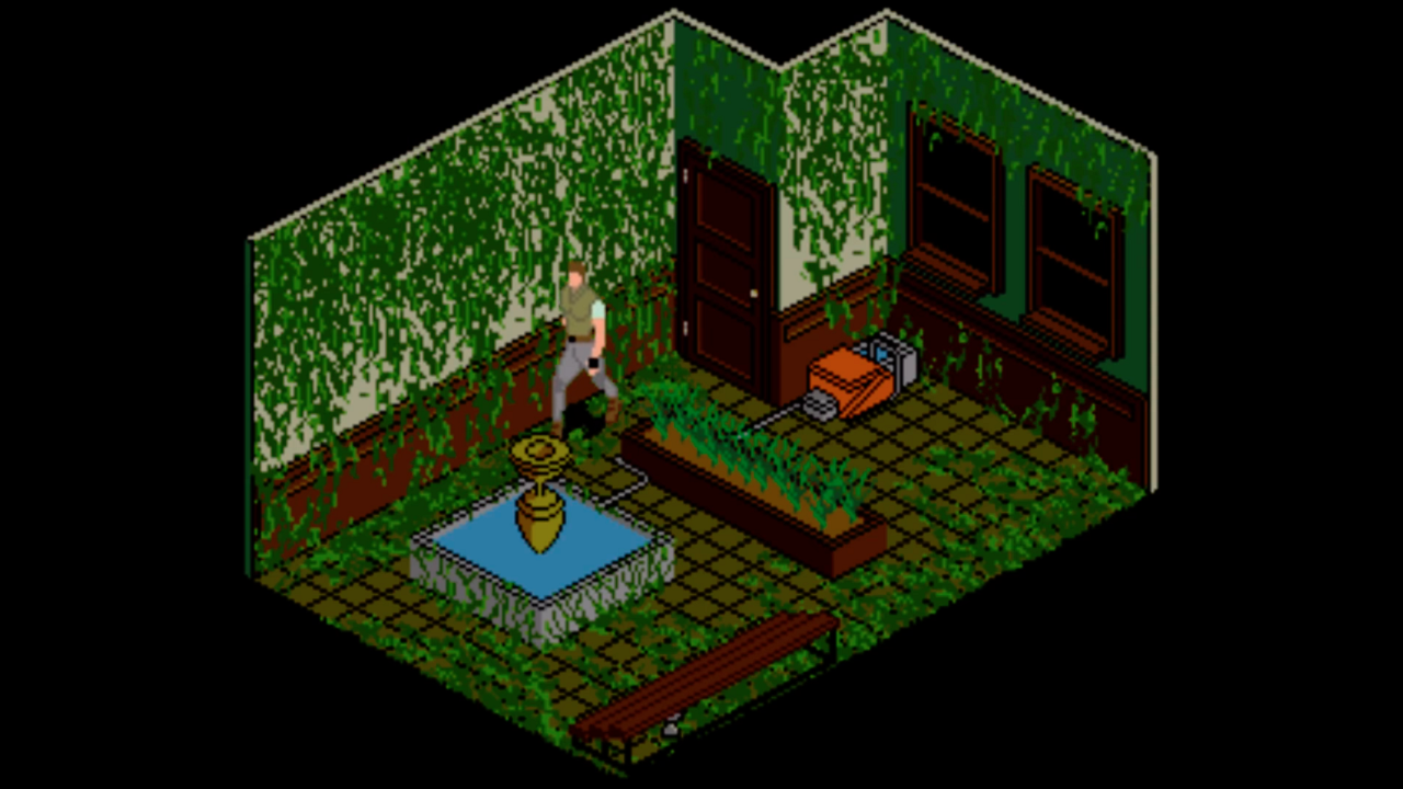 Bio Evil, el demake fan de Resident Evil para Mega Drive
