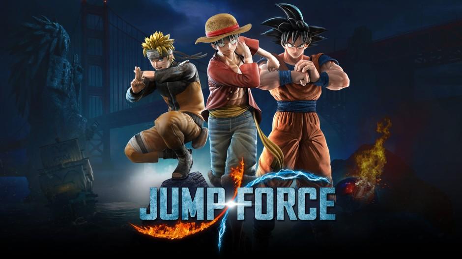 Jump Force estrena tráiler de lanzamiento