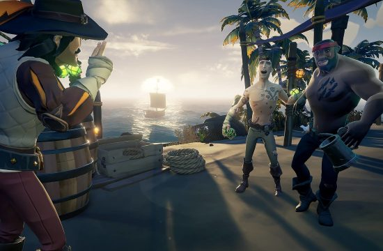 Sea of Thieves: invita gratis a tus amigos