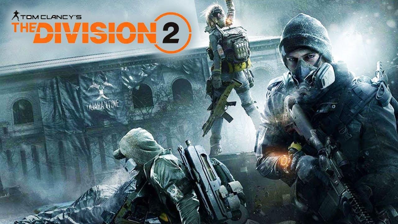 The Division 2 se deja ver en un nuevo gameplay