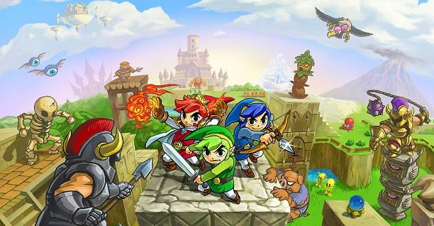 [Rumor] The Legend of Zelda tendrá otro juego este año