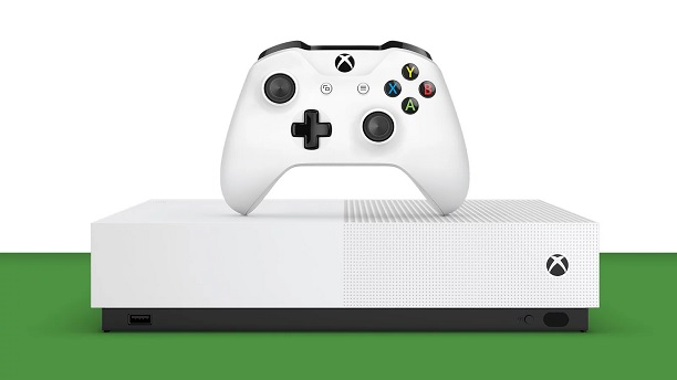 Xbox One S: All Digital y Xbox Game Pass Ultimate confirmados