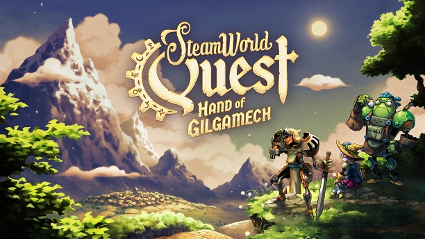 [Análisis] SteamWorld Quest: Hand of the Gilgamech