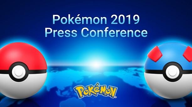 [Resumen] Conferencia de prensa de Pokémon (2019)