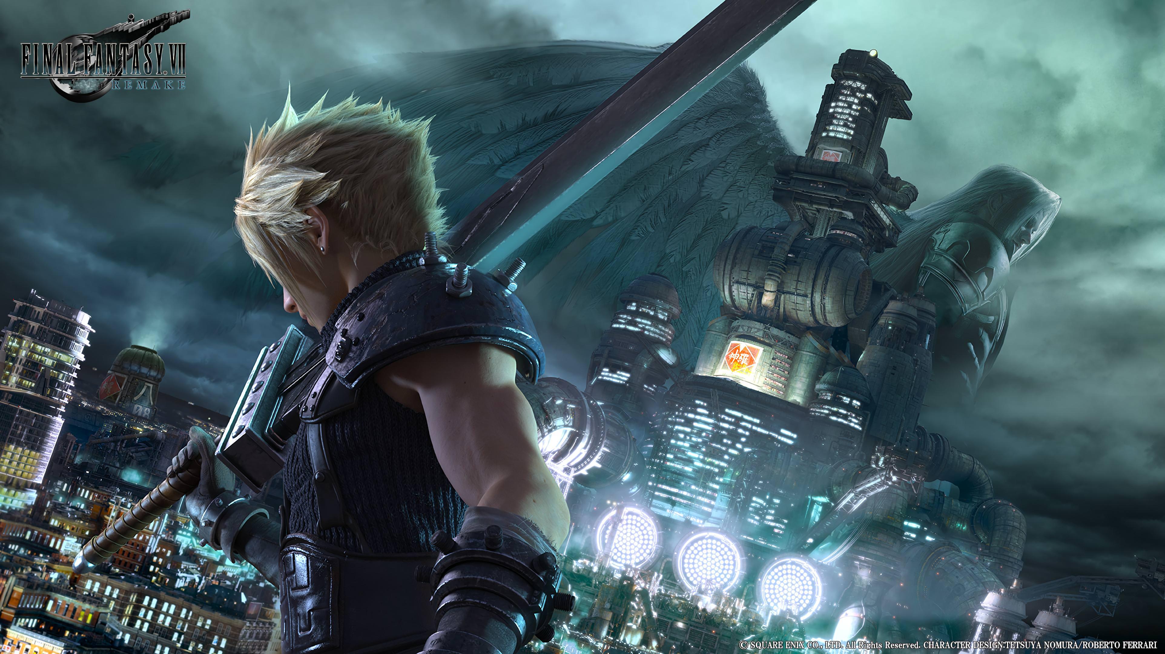 [Reportaje] Esto sabemos de Final Fantasy VII Remake tras el E3