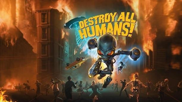 Destroy All Humans! recibirá un remake en 2020