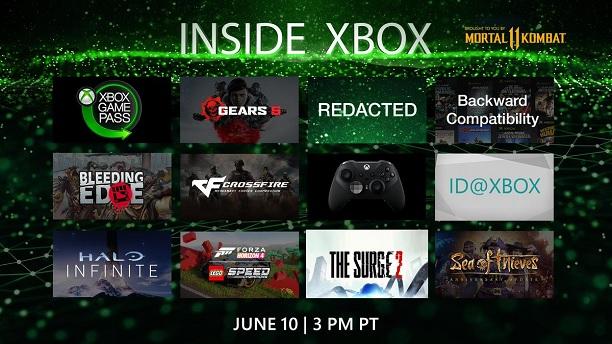 [Resumen] Inside Xbox: E3 2019