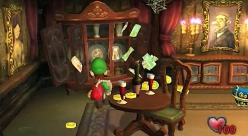 [Análisis] Luigi's Mansion