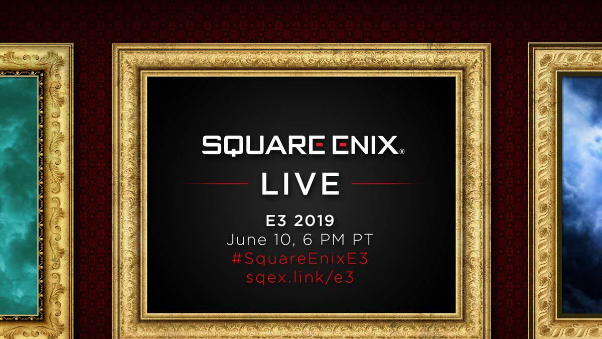 [Resumen] La conferencia de Square Enix en el E3 2019