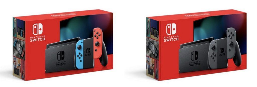 Nintendo Switch tendrá una nueva versión con más batería
