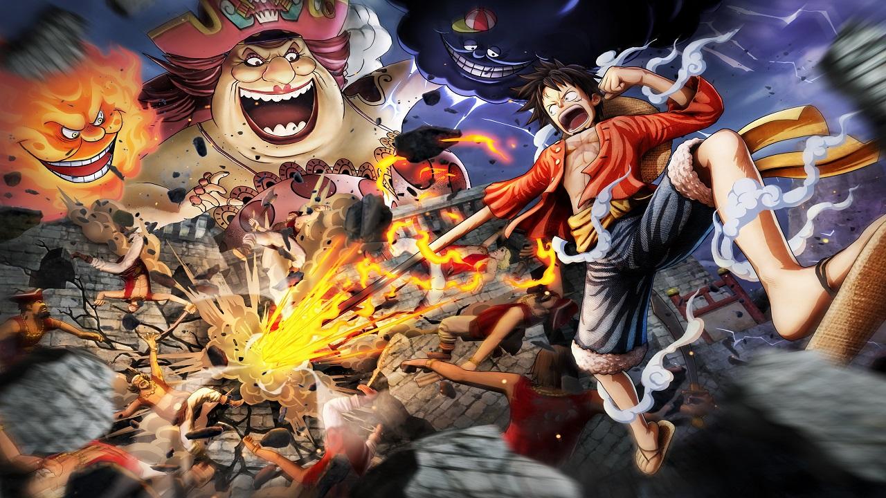 Bandai Namco anuncia One Piece: Pirate Warriors 4 para 2020
