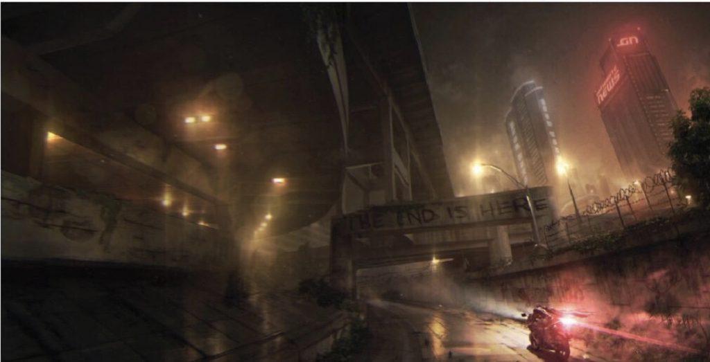 Se filtran bocetos del cancelado Batman Arkham con Damian (Robin) como protagonista