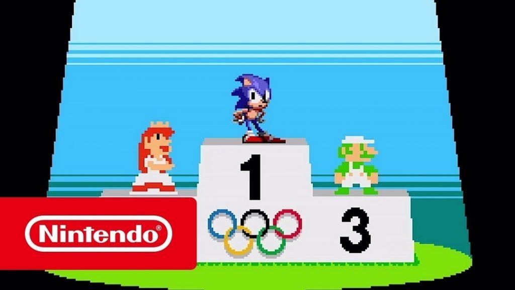 [Gamescom 2019] El nuevo Mario y Sonic presenta sus deportes y Tokyo 1964