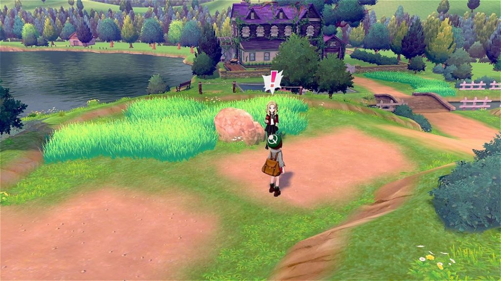 [Gamescom 2019] Pokémon: Espada y Pokémon: Escudo presentan un gameplay de un pueblo
