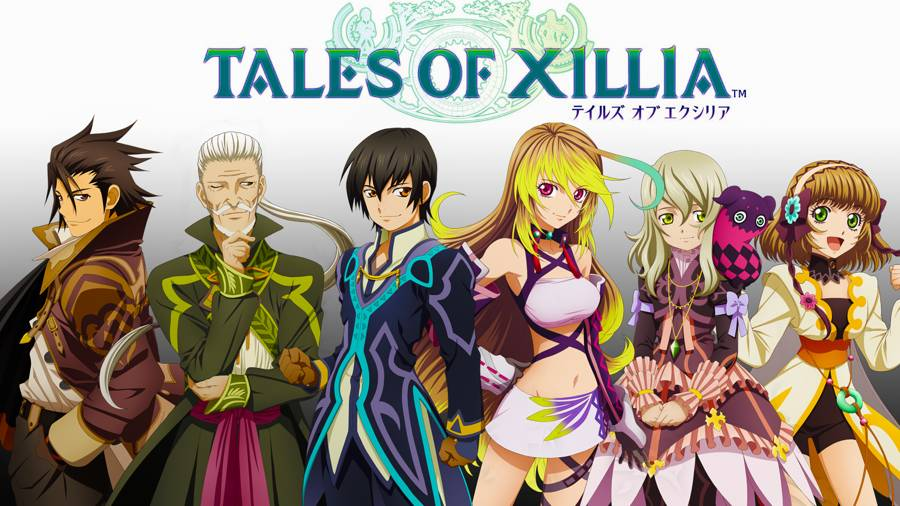 [TOP] Mis 10 Tales of favoritos
