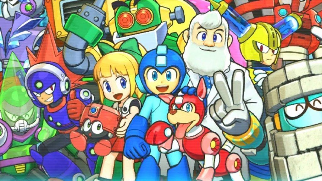 El próximo Mega Man (¿principal, X o Zero/ZX?) ya está en desarrollo