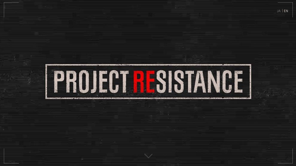 Project Resistance se deja ver en su primer teaser