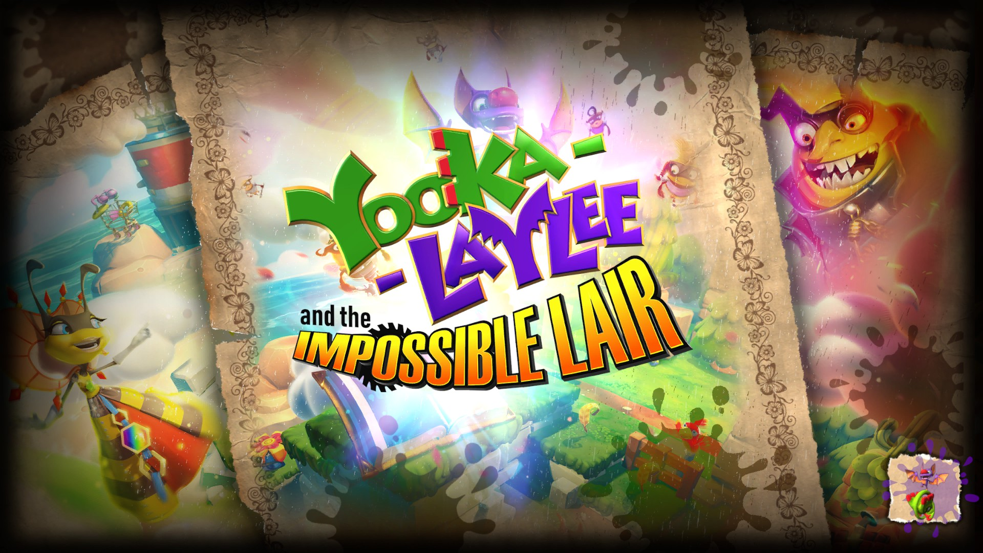 [Análisis] Yooka-Laylee and the Impossible Lair