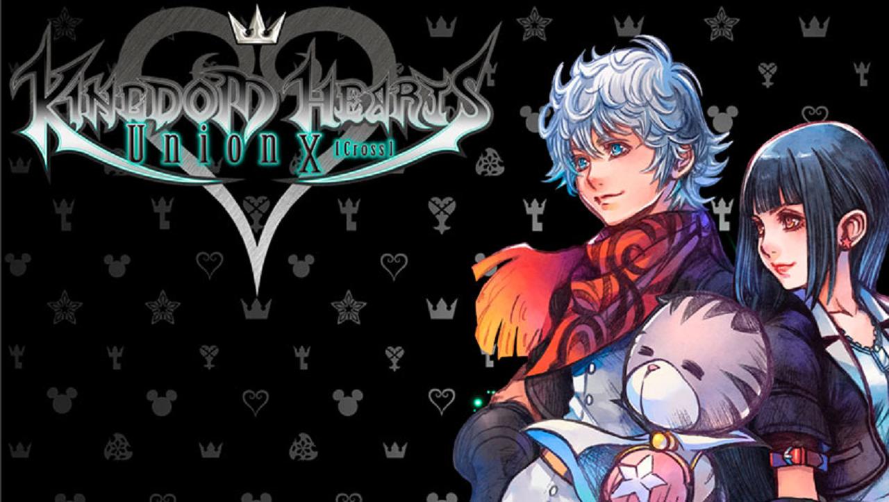 La Guerra de Llaves Espada llega a Kingdom Hearts Union Cross